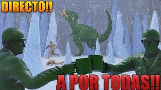 Download LA GUERRA EN MINIATURA!! | The Mean Greens - Plastic Warfare | GAMEPLAY ESPAÑOL | TheCorvusClan Video