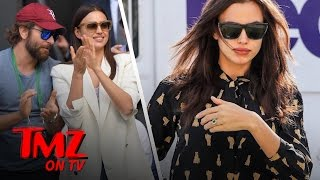 Download Irina Shayk Flaunting an Engagement-ish Ring | TMZ TV Video