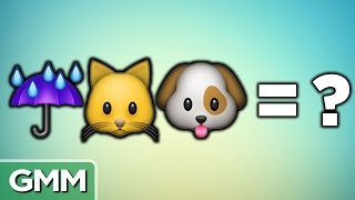 Download Emoji Charades Challenge ft. JennXPenn Video