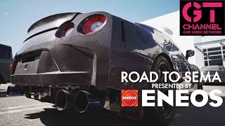 Download Full Carbon GT-R by Bulletproof Auto - Road to SEMA 2016 by ENEOS Video