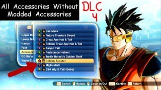 Dragon Ball Xenoverse 2 : All Costume Sets (Stats Included) Free