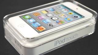 Download Apple iPod Touch 4G White: Unboxing & Setup Video