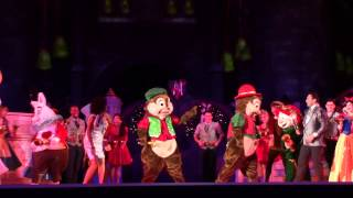 Download Mickey's Most Merriest Celebration with Character Close-Ups - Christmas Party, The Magic Kingdom Video