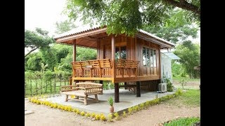 Download 214 idea บ้านไม้ยกพื้นขนาดเล็ก-สวนไผ่โฮมสเตย์ BAMBOO HOMESTAY Video