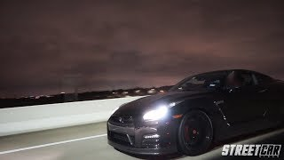 Download Two 1000hp GT-Rs hit the STREETS!!! + 900hp ZR1, 1200hp Z06 & ZX-10R Video