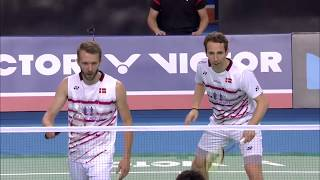 Download Victor Korea Open 2017 | Badminton F M5-MD | Boe/Mog vs Gid/Suk Video