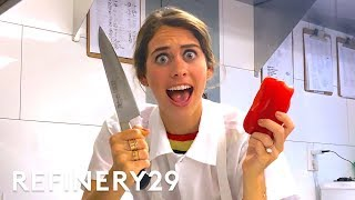 Download I Trained As A Michelin Star Chef | Lucie For Hire | Refinery29 Video