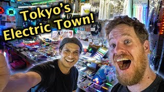 Download Exploring Akihabara, Tokyo's Electronics Markets - w/Only in Japan! Video