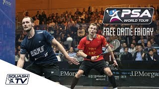 Download Squash: Free Game Friday - Gaultier v Matthew - Tournament of Champions 2018 Video