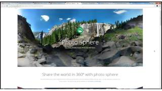 Download Photo Sphere, Google Maps and Google Business Photos Video
