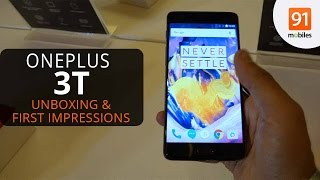 Download OnePlus 3T: First Look | Hands on | Launch Video