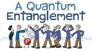 Download Quantum Entanglement Animated Video