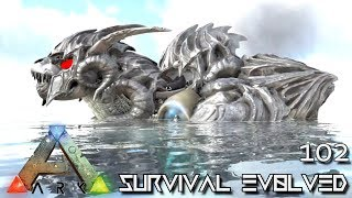 Download ARK: SURVIVAL EVOLVED - MYTH DARKNESS BLACK TORTOISE E102 !!! ( ARK EXTINCTION CORE MODDED ) Video