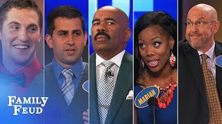 Download TOP 5 MOMENTS FROM JANUARY 2017! | Family Feud Video