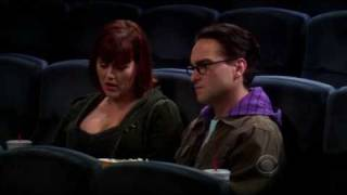 Download The Big Bang Theory - Sheldon at the Movie Theater Video
