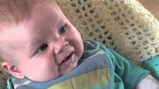 Download Senan's First Food Video