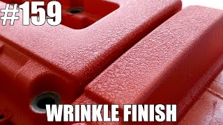 Download How to wrinkle paint your valve cover! Video