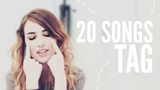 Download 20 SONGS TAG Video
