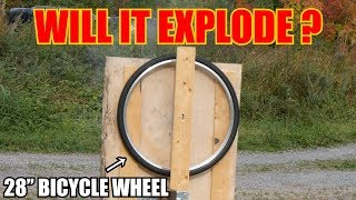 Download Spinning Wheels With 30 000 RPM Electric Motor Video