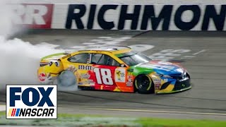 Download Radioactive: Richmond - ″He did that (expletive) on purpose too.″ | NASCAR RACE HUB Video