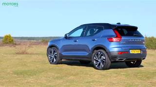 Download Motors.co.uk - Volvo XC40 Review Video