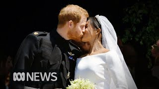 Download Royal Wedding: Highlights from Meghan and Harry's wedding Video