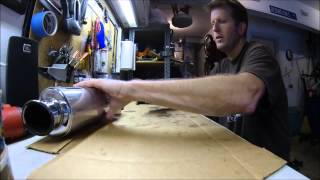 Download CBR600 F2 D&D Shorty Pipe Video