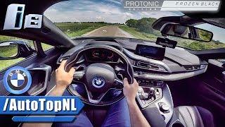 Download BMW i8 PROTONIC BLACK Test Drive POV by AutoTopNL Video