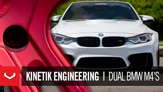Download Kinetik Engineering | BMW M4 Widebody & M4 | Manufactured by Vossen Video