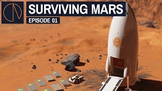 Download Surviving Mars   ONE SMALL STEP (#1) Video