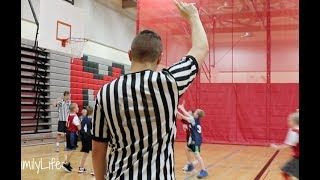 Download Whistle Blown On Every Play | Worst 2nd Half Basketball 2018 Video