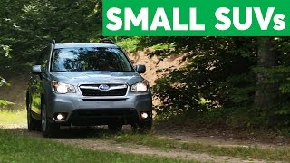 Download 6 Standout Small SUVs | Consumer Reports Video