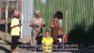 Download Victims of Farm Evictions: Life In Spooky Town, Western Cape Video