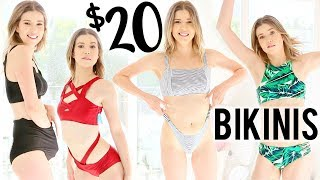 Download TRYING ON 20 BIKINIS UNDER $20 | Meghan Rienks Video