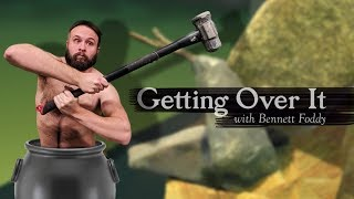 Download GRIP IT GOOD - Getting Over It with Bennett Foddy Gameplay Video