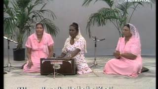 Download Live sohar recorded in the early 80s in Holland by Mrs. Radjkumari (Baithak Gana) Video