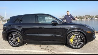 Download The 2019 Porsche Cayenne Turbo Is the Best Cayenne Ever Video