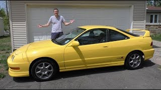 Download Here's Why the Acura Integra Type R Is Shooting Up in Value Video