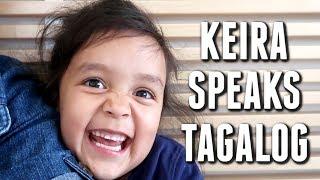 Download Keira Speaks Tagalog - itsjudyslife Video
