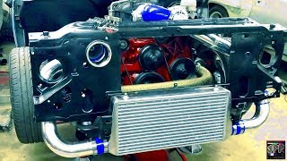 Download The 5.3 Junkyard/Budget Turbo LS Build Continues | Intercooler, Shocks, New Parts + MORE! Video