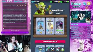 Download HYPE! 100 Card Tourney!!!! Challenges #CatNip Redemptions! Video