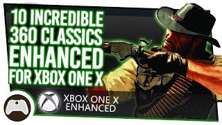 Download 10 INCREDIBLE Backwards Compatibility Miracles On Xbox One X Video