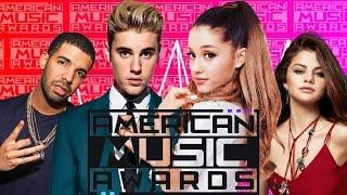 Download WINNERS AMERICAN MUSIC AWARDS 2016 Video