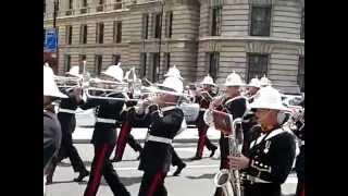 Download Royal marines graspan memorial parade London 13-5-2012 Video