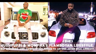 Download HUSHPUPPI & MONEY MAN, MOMPHA'S RELATIONSHIP IS A COMPETITION AND ONE OF THEM IS WINNING? Video