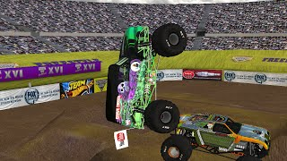 Download Two Breakable Truck's at WF16 GD & Maxd (sim-monsters/ROR) Video