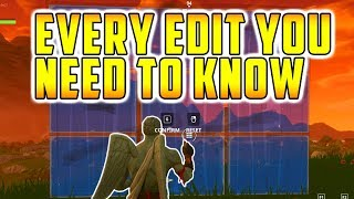 Download How To Build - EVERY EDIT (Fortnite Battle Royale Tips and Tricks) Video