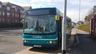 Download Route 148 Arriva Yorkshire VDL SB200 Wright Commander 1410 (YJ57 BVU) Video