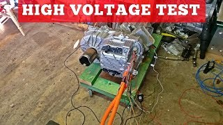Download The Tesla Project : Small Drive Unit Full Test Video