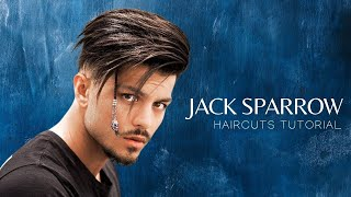Download Jack Sparrow Inspired Hairstyle & Haircuts Tutorials | Men's Hairstyles #NEW 2017 Video